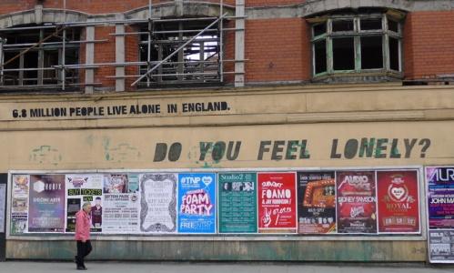 te sientes sola??